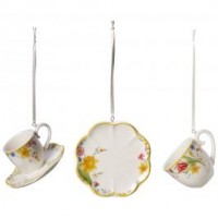 Spring  Awakening ornaments 3- piece set