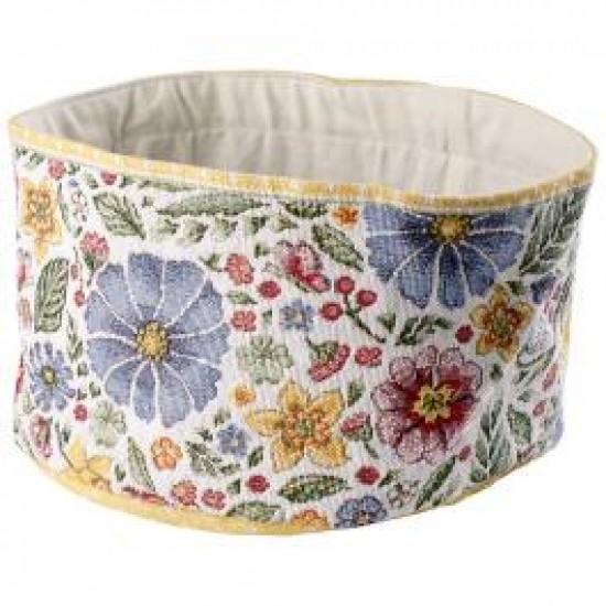 Spring Awakening Accessoires Gobelin Bread Basket 15 x 23 cm