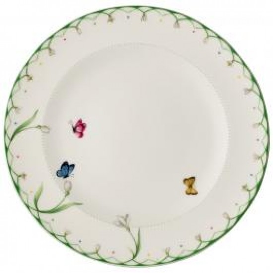 Colourful Spring  Plate 27 cm