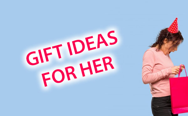 Gift ideas for her from Holiday at Home