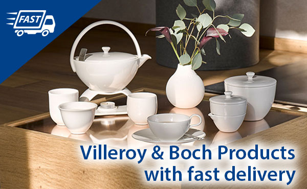 Villeroy & Boch Products with fast delivery